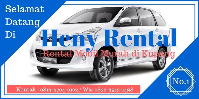 Rental Mobil Kupang Ntt